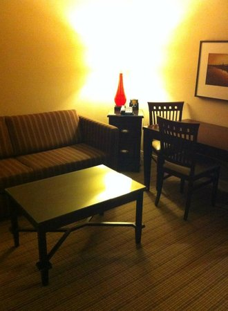 Hilton Niagara Falls/Fallsview Hotel & Suites: sitting area