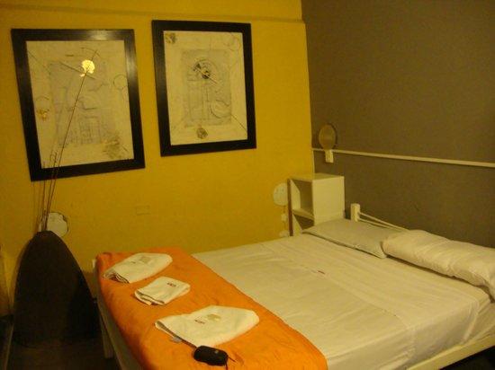 Aldea Hostel Cordoba: Quarto
