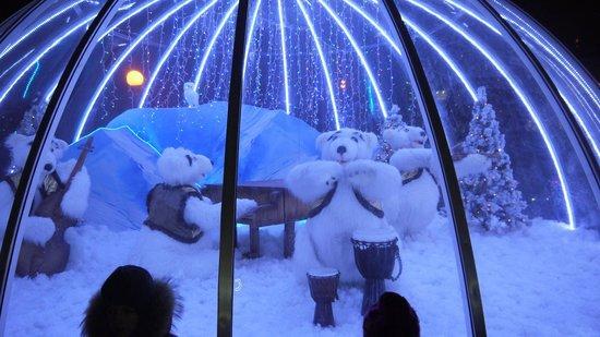Great Moscow State Circus on Vernadskogo: Мишки в Новый год