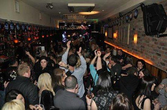 Clonmel, Ireland: The bar
