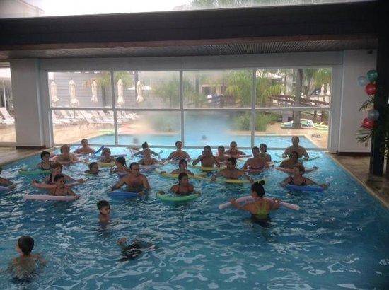 Los Pinos Resort & Spa Termal: piscina