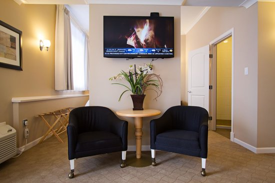 Glenwood Inn & Suites : Executive Resident Suite