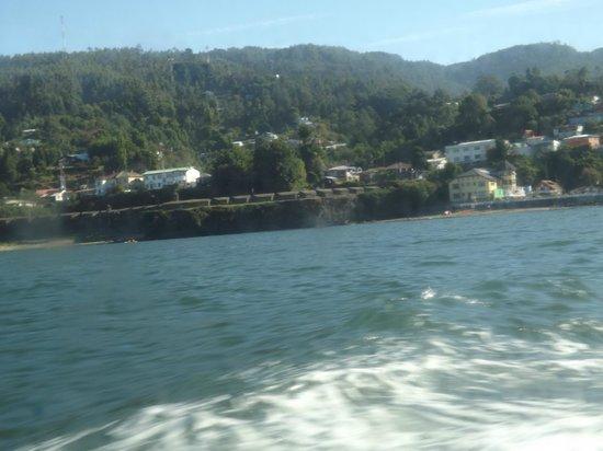 Bahia de Corral: Muy bonita