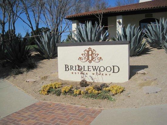 Bridlewood Estate Winery: 正面入り口
