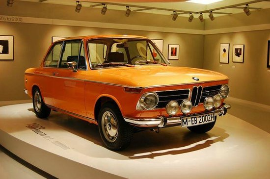 Museo BMW: 2002