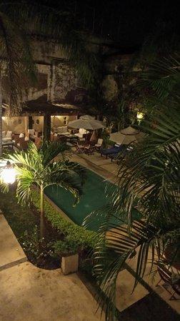 Hotel Boutique De La Parra: alberca