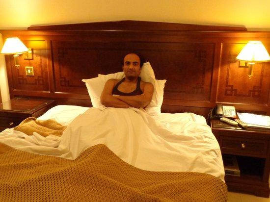 Admiral Plaza Hotel: GOOD SLEEP IN ROOMS