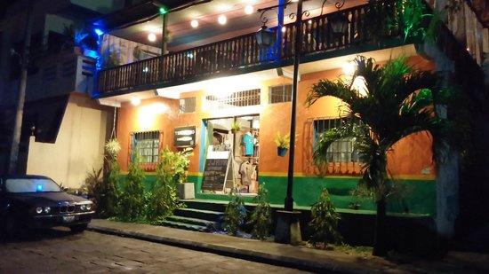 Terrazzo Ristorante & Bar: veduta esterna