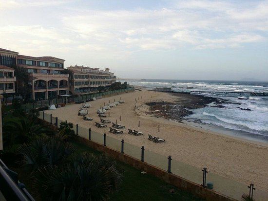 Gran Hotel Atlantis Bahia Real: Freddo cane...