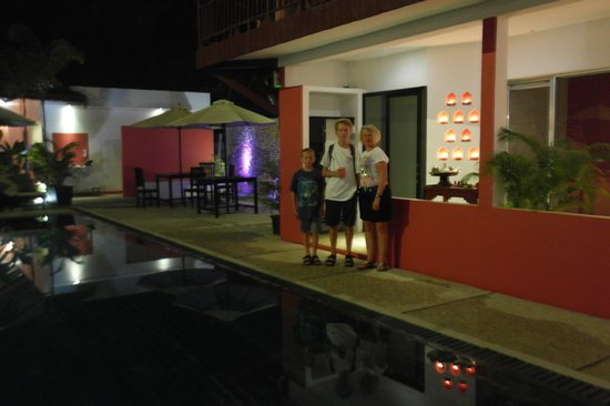 Suorkear Boutique Hotel & Spa: kuult svømmebasseng