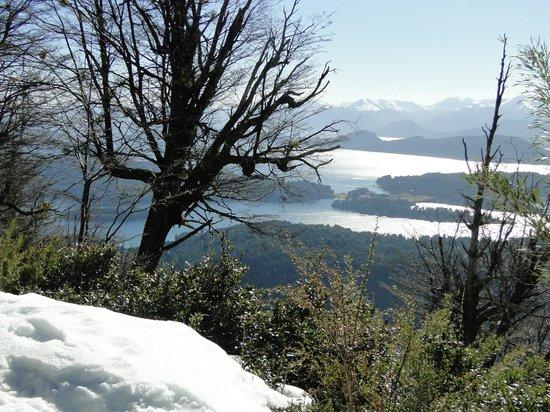 Cerro Lopez: Vista espetacular