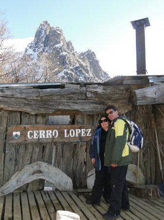 Cerro Lopez: Cabana