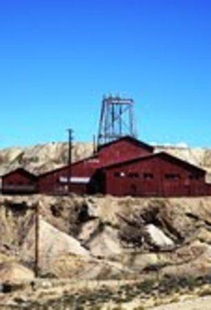 Tonopah Historic Mining Park: Mizpah Mine