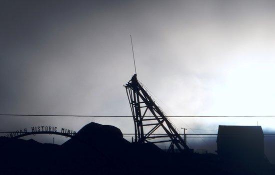 Tonopah Historic Mining Park: Silver Top MIne