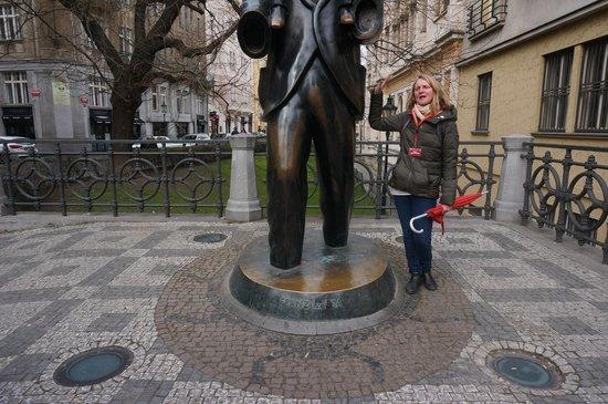 SANDEMANs NEW Prague Tours : Kate