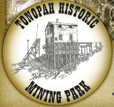 Tonopah Historic Mining Park: THMP Logo