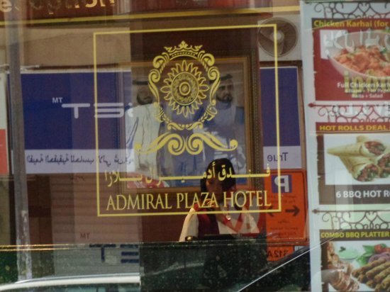 Admiral Plaza Hotel: LOGO