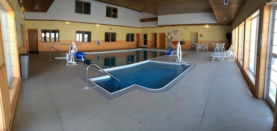 American Heritage Inn: Pool and Spa