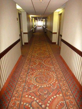American Heritage Inn: Lobby
