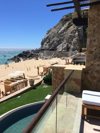 The Resort at Pedregal: Presidential Suite - View from Second Level Bedroom