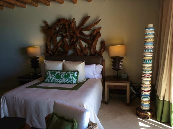 The Resort at Pedregal: Presidential Suite - Master Bedroom