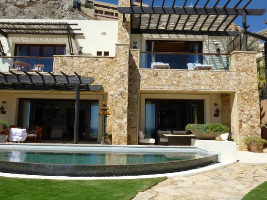The Resort at Pedregal: Presidential Suite - View from Outside