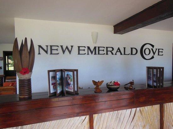 New Emerald Cove: l'accueil