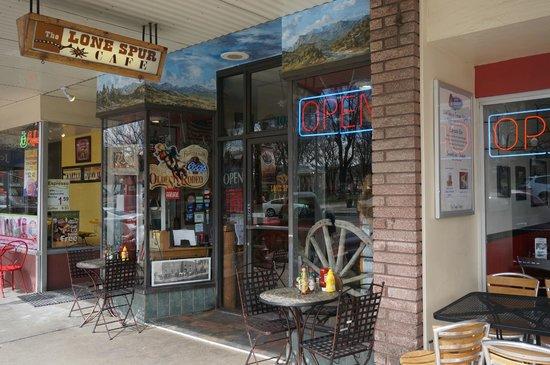 Lone Spur Cafe, Prescott AZ