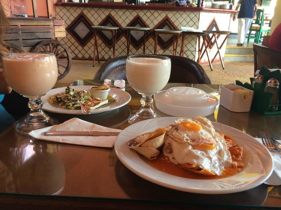Mextreme: Chilaquiles
