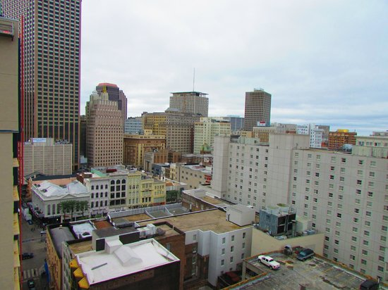 Hotel Monteleone : Another rooftop view