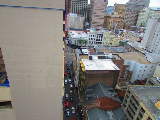 Hotel Monteleone : Another view from roof