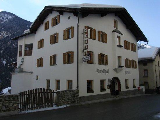 Natur - Aktiv Hotel Lamm: hotel