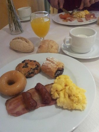 Hotel Sercotel Zurbaran: Hotel Zurbaran - Variedad Desayuno