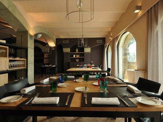 Il Postale: Dining room