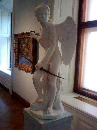 Belvedere Palace Museum : Jugendliche Amor - Johann Nepomuk Schaller