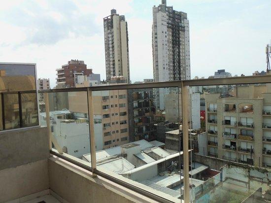 Hotel Nontue: balcon