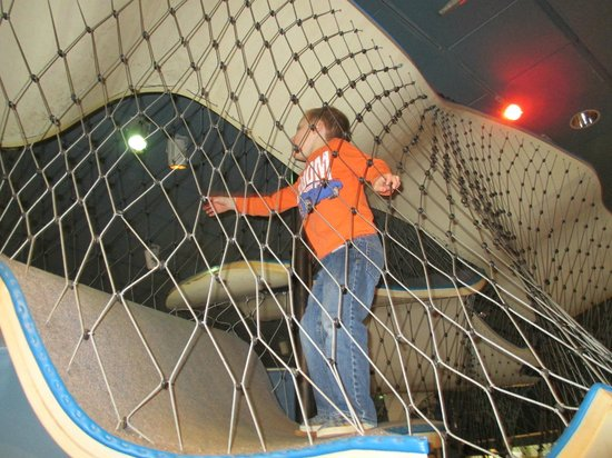 Rochester Museum & Science Center : play time