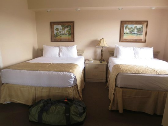 Mystic Dunes Resort & Golf Club: Second Smallish Bedroom (OK for kids)