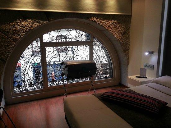 Hotel Francisco I: chambre