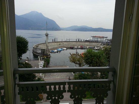 Hotel Ancora : vista dal balcone della camera