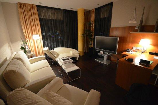 Pullman Barcelona Skipper : Living room (422)