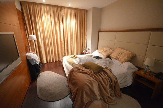 Pullman Barcelona Skipper : Bedroom (422)