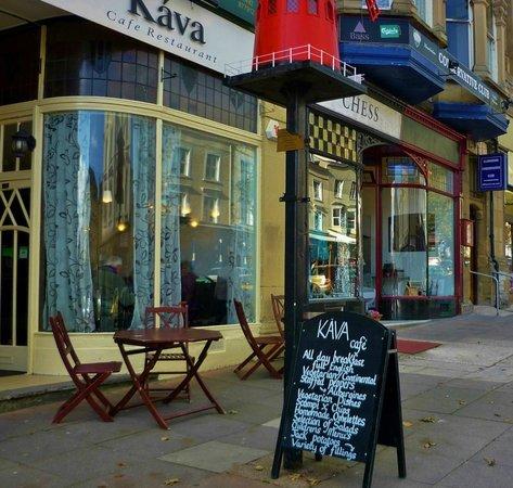 Kava Cafe, Mostyn Street, Llandudno