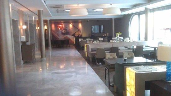 Titanic Comfort Hotel Berlin Mitte: Restaurant