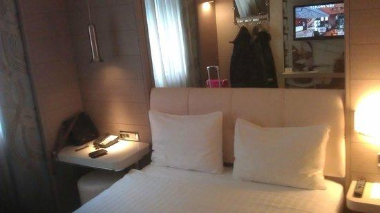 TITANIC Comfort Hotel Berlin Mitte: Zimmer