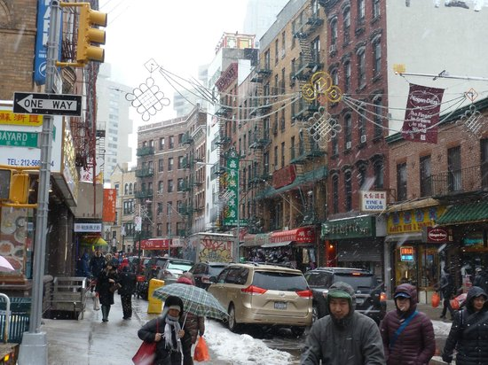 Real New York Tours: Chinatown