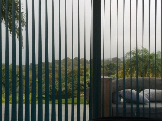 Villas Agua Dulce : Sunday morning from my bed...