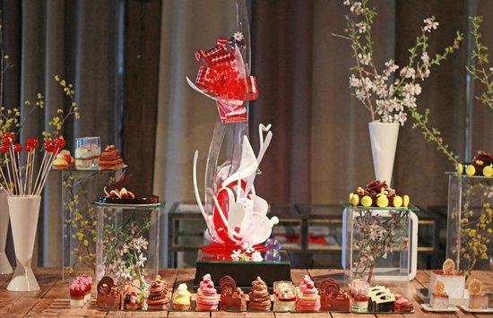 Institut Gastronomie Riviera: buffets de desserts