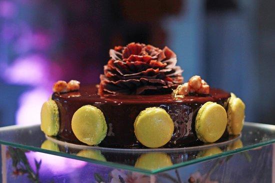 Institut Gastronomie Riviera: gateaux et entremets