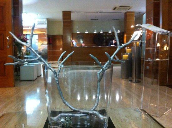 Hotel Regina Restaurant: Madrid Regina hotel